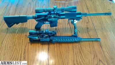 For Sale/Trade: LMT Lewis Machine and Tool 450 Bushmaster