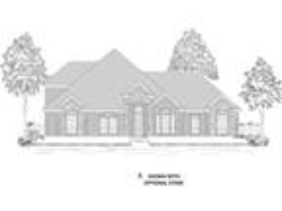 The Hilton FS - PVF by Gallery Custom Homes: Plan to be Built