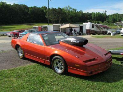 1988 TRANS AM Drag car turnkey/rolling