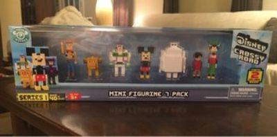 Disney MiniFigurine 7 Pack