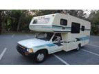 1992 Toyota Winnebago Warrior Rv Automatic V6