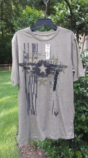 New Men's big and tall T-shirt size L