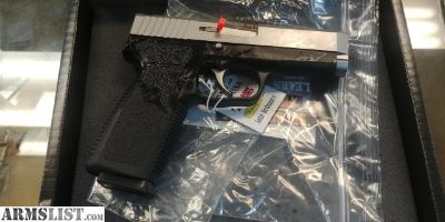 For Sale: BRAND NEW KAHR ARMS MODEL CT40 2- TONE