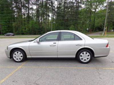 2005 Lincoln LS Luxury (Silver)