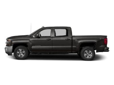 2016 Chevrolet Silverado 1500 LT (Tungsten Metallic)