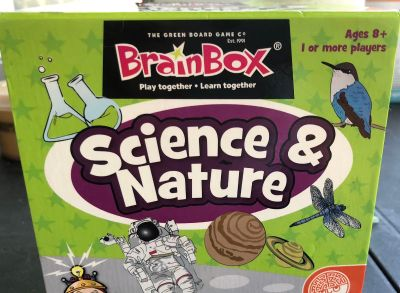 BRAINBOX SCIENCE AND NATURE by MINDWARE