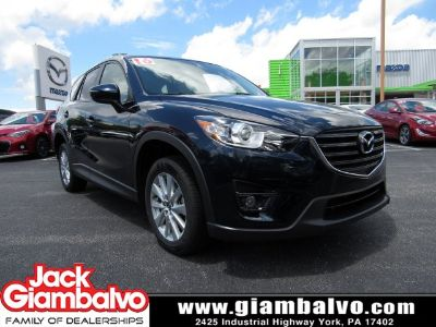 2016 Mazda CX-5 Touring (DEEP CRYSTAL BLUE MICA)