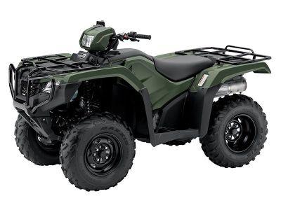 2014 Honda FourTrax Foreman 4x4 ES EPS ATV Utility Linton, IN