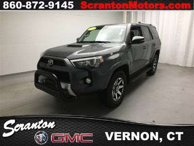 2017 Toyota 4Runner SR5 (Magnetic Gray Metallic)