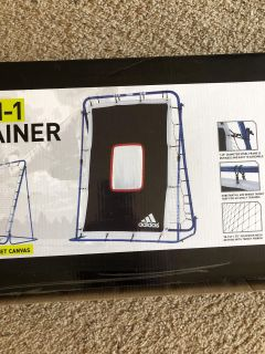 Baseball trainer. In good used condition. Reg $100