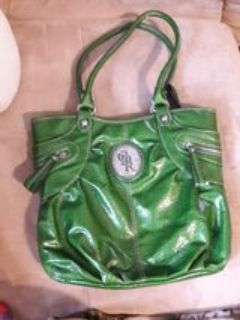 green Genna De Rossi purse large