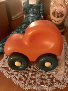 Vintage LITTLE TIKES CHUNKY CAR My First Wheels