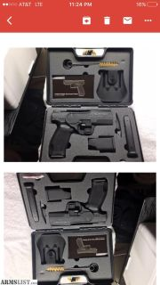 For Sale/Trade: Canik tp9sf like new with all