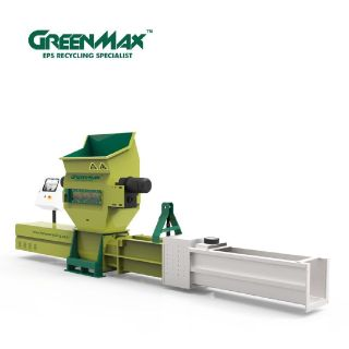 GREENMAX Z-C200 EPS and EPE recycling machinery