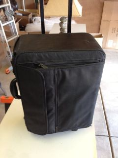 Rolling Computer/Gaming Suitcase