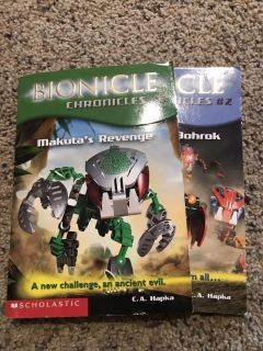 Bionicle Chronicles