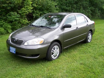 2008 Other Toyota Corolla CE Other Ferrisburg, VT