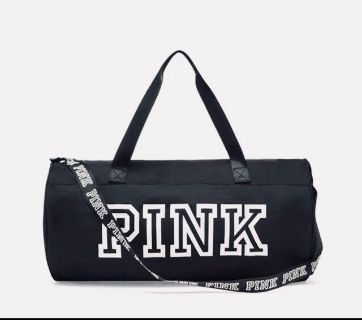Brand new Victoria Secret duffle bag (2 available ) bigger in person than picture
