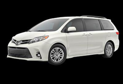 2019 Toyota Sienna XLE Premium ()