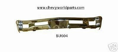 Find 70 71 72 NOVA CHEVY II FRONT BUMPER 1970 1971 1972 motorcycle in Bryant, Alabama, US, for US $149.95