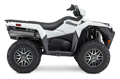 2019 Suzuki KingQuad 750AXi Power Steering SE ATV Utility Hialeah, FL
