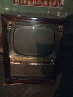 Reduced...Vintage 1950's Console Zeinith TV - Berwyn/ Stickney Area