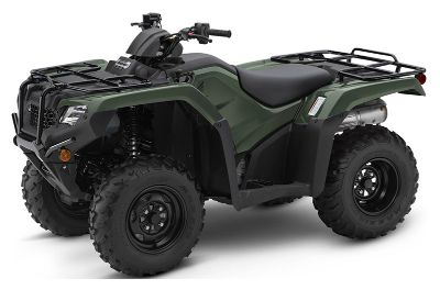 2019 Honda FourTrax Rancher 4x4 DCT EPS ATV Utility Wisconsin Rapids, WI
