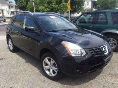 2008 Nissan Rogue SL AWD Crossover 4dr