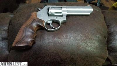 For Trade: Taurus model 66 4in barrel