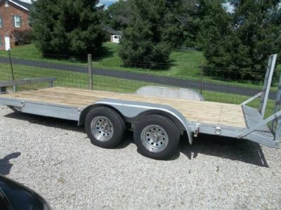 22 Ft. Car Trailer