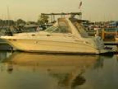 1999 Sea Ray 34 SunDancer