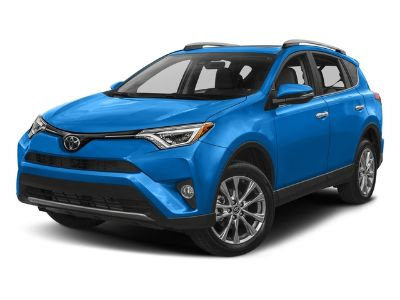 2018 Toyota RAV4 LE FWD (Ruby Flare Pearl)
