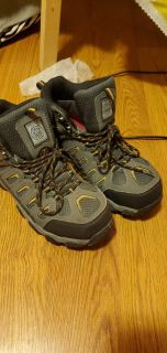 Water proof and steel toe