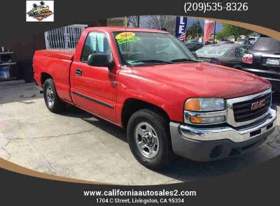 Used 2003 GMC Sierra 1500 Regular Cab for sale