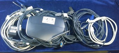 BELKIN F1DS104U 4 port SOHO KVM Switch