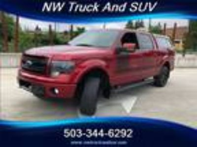 2013 Ford F-150 Limited EcoBoost 3.5L Twin Turbo V6 365hp 420ft. lbs.