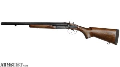 For Sale: Factory new Century Arms, Coach Gun, Side by Side, 12 Gauge