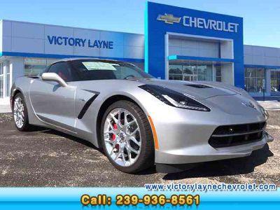 2018 Chevrolet Corvette 2LT