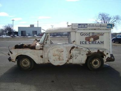 1963 Ford Good Humor Ice Cream Truck