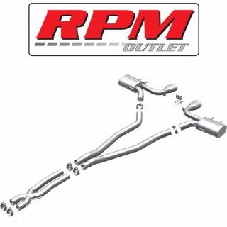 Sell MAGNAFLOW STREET CAT BACK EXHAUST 15496 FOR 2011-2014 CADILLAC CTS 6.2L V8 COUPE motorcycle in Gilbert, Arizona, United States, for US $1,524.19