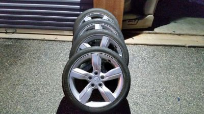 Tires and rims - FIRM