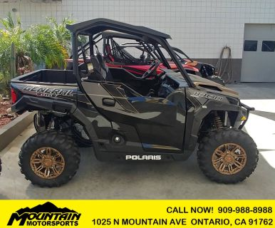 2019 Polaris General 1000 EPS Ride Command Edition Utility SxS Ontario, CA