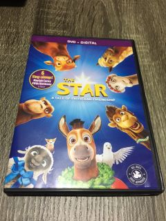 The Star Dvd No Holds