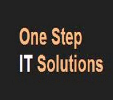 One Step IT Solutions - Call Us: 1-844-292-4927