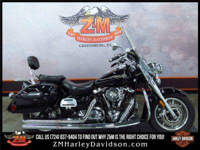 2007 Yamaha Road Star Midnight Silverado Cruiser Motorcycles Greensburg, PA