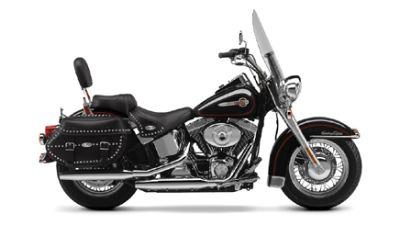 2002 Harley-Davidson FLSTC/FLSTCI Heritage Softail Classic Cruiser Motorcycles Richmond, IN