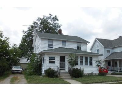 3 Bed 1 Bath Foreclosure Property in Bellefontaine, OH 43311 - N Detroit St