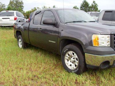 2010 GMC Sierra 1500 Work Truck (GRY)