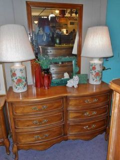 Broyhill French Country Dresser