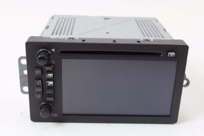 Purchase 2002 - 2006 CADILLAC ESCALADE NAVIGATION GPS DISK PLAYER RADIO OEM motorcycle in Traverse City, Michigan, United States, for US $319.99